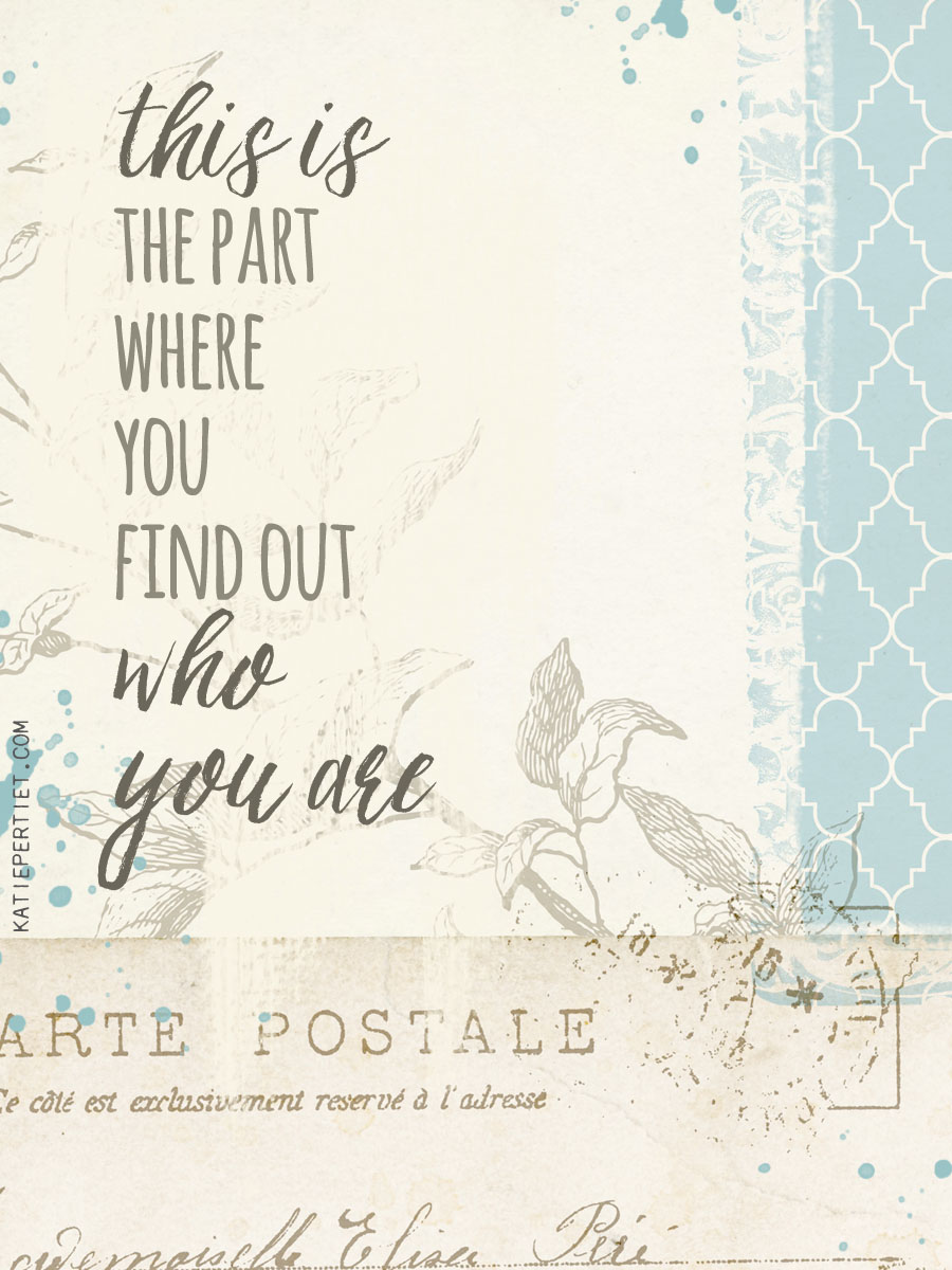 Free Inspirational Quotes Free Inspirational Pocket Card Printable  Katie Pertiet
