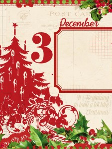 3x4 free printable project life december daily