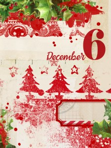 3x4 free project life december daily printable