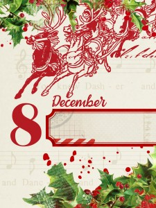 free 3x4 project life december daily printable