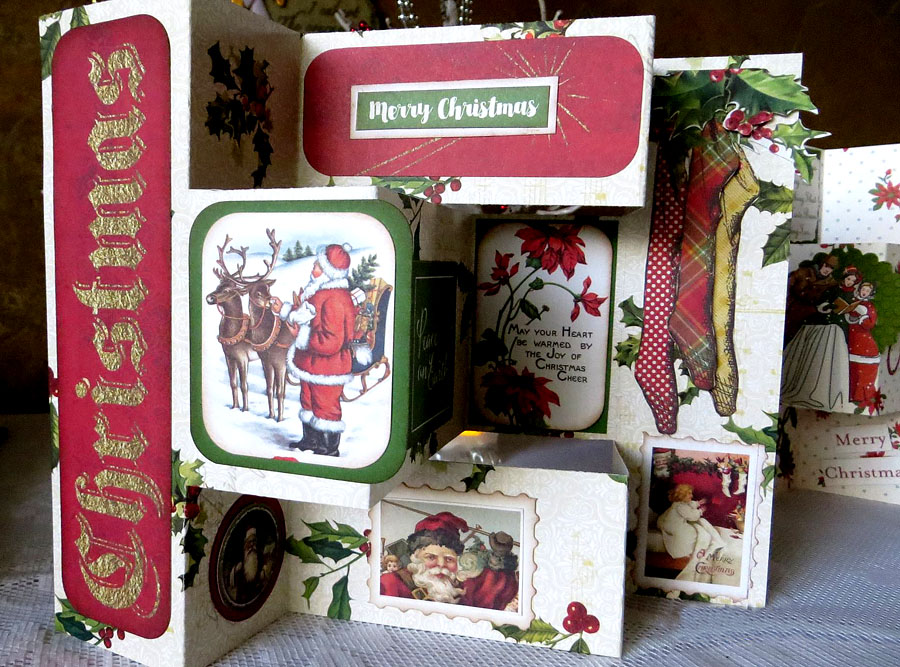 OMFL Christmas Collection by Katie Pertiet