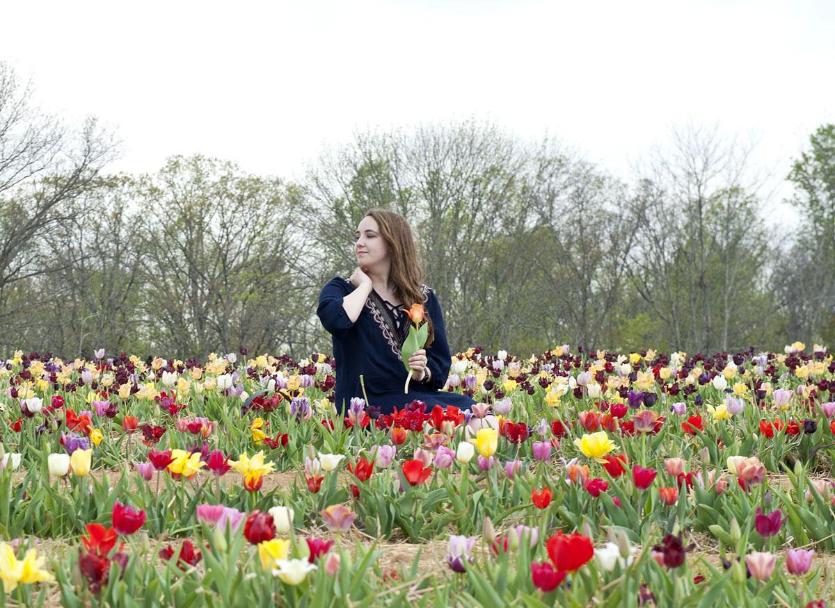 Katie Pertiet Photography Haymarket Flower Fields