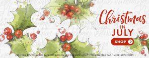 Christmas in July at DesignerDigitals