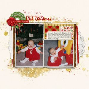 December Daily First Christmas