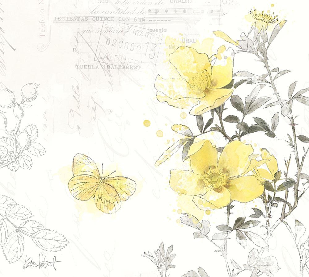 Katie Pertiet Art Licensing Watercolor Studio