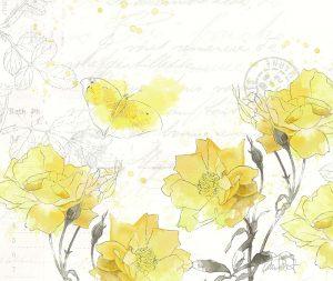 Katie Pertiet art licensing watercolor botanicals