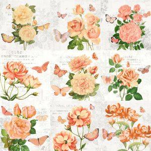 Katie Pertiet Art Licensing Vintage Botanicals