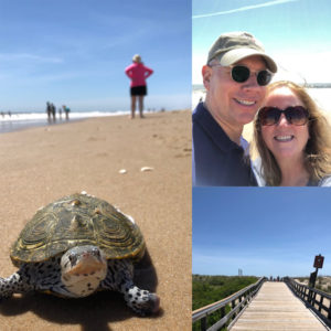 Katie Pertiet Delaware national Seashore