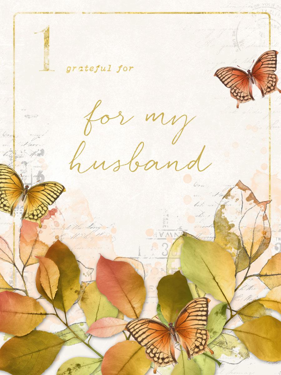 3x4 Practicing Gratitude Card