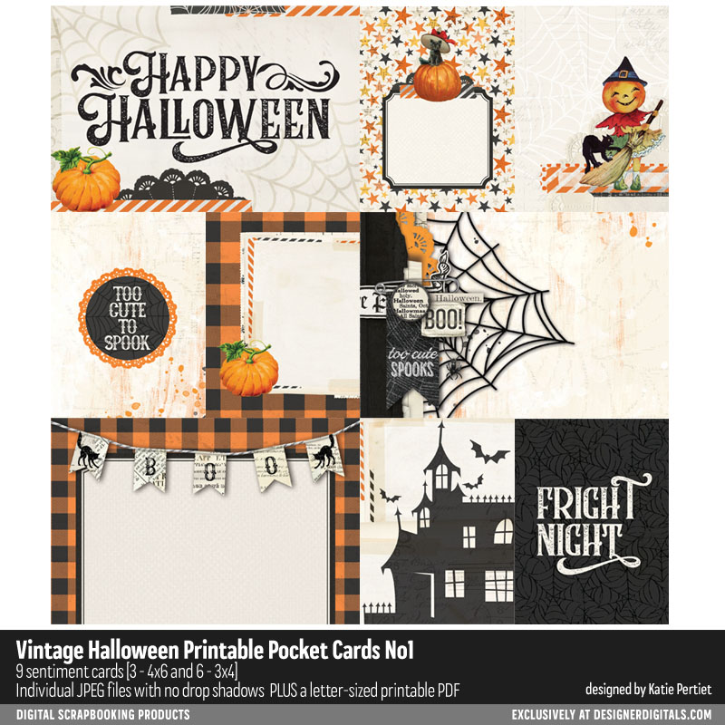 Planner Printables Cards Project Life