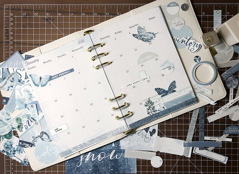 Planner Printables Instant Download