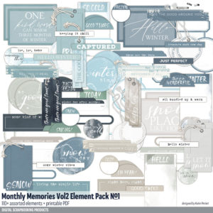 Planner Printables Labels and Tags