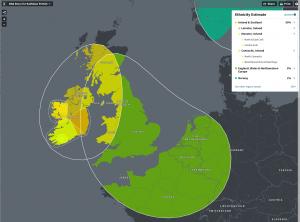 Ancestry.com DNA results Irish