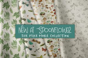 Katie Pertiet Fabric Designs