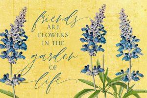 Katie Pertiet Vintage Botanical Quote Card