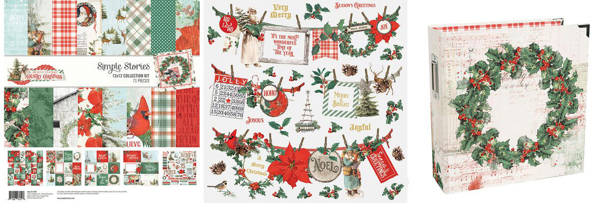 Simple Stories Country Christmas