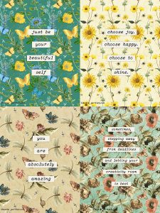 Katie Pertiet 3x4 Printable Pocket Cards