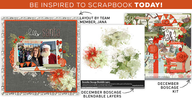 Digital downloads for scrapbooking and cardmaking