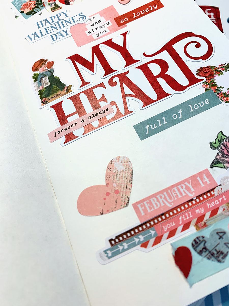 Katie Pertiet Vintage Valentines