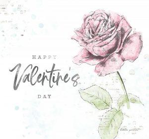 Katie Pertiet watercolor roses