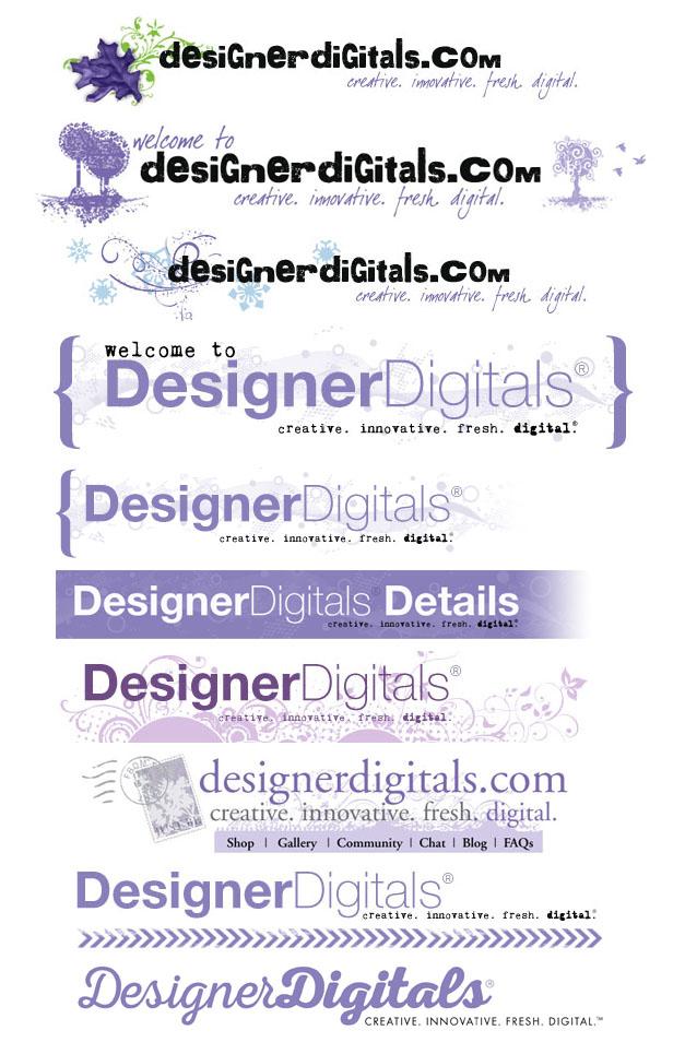 DesignerDigitals through the years