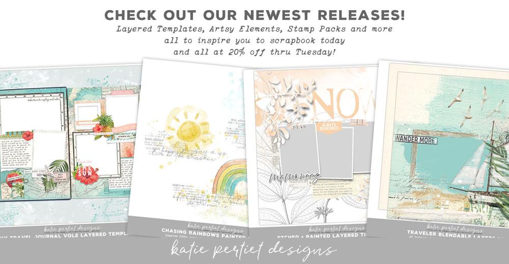 Katie Pertiet Designs DesignerDigitals