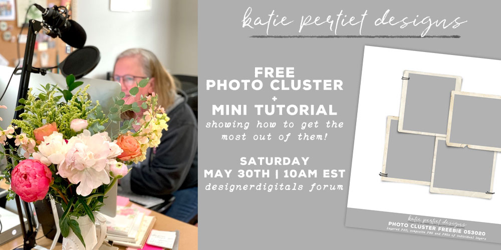 Katie Pertiet chat and video tutorial