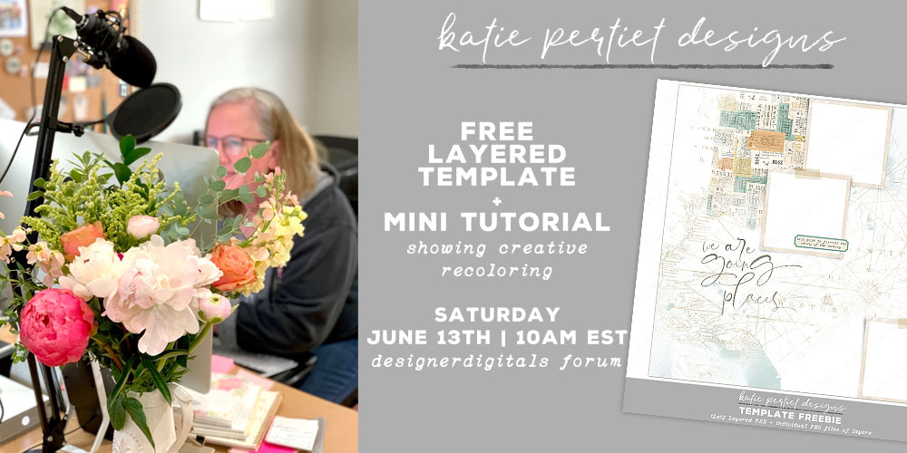 Katie Pertiet free layered template