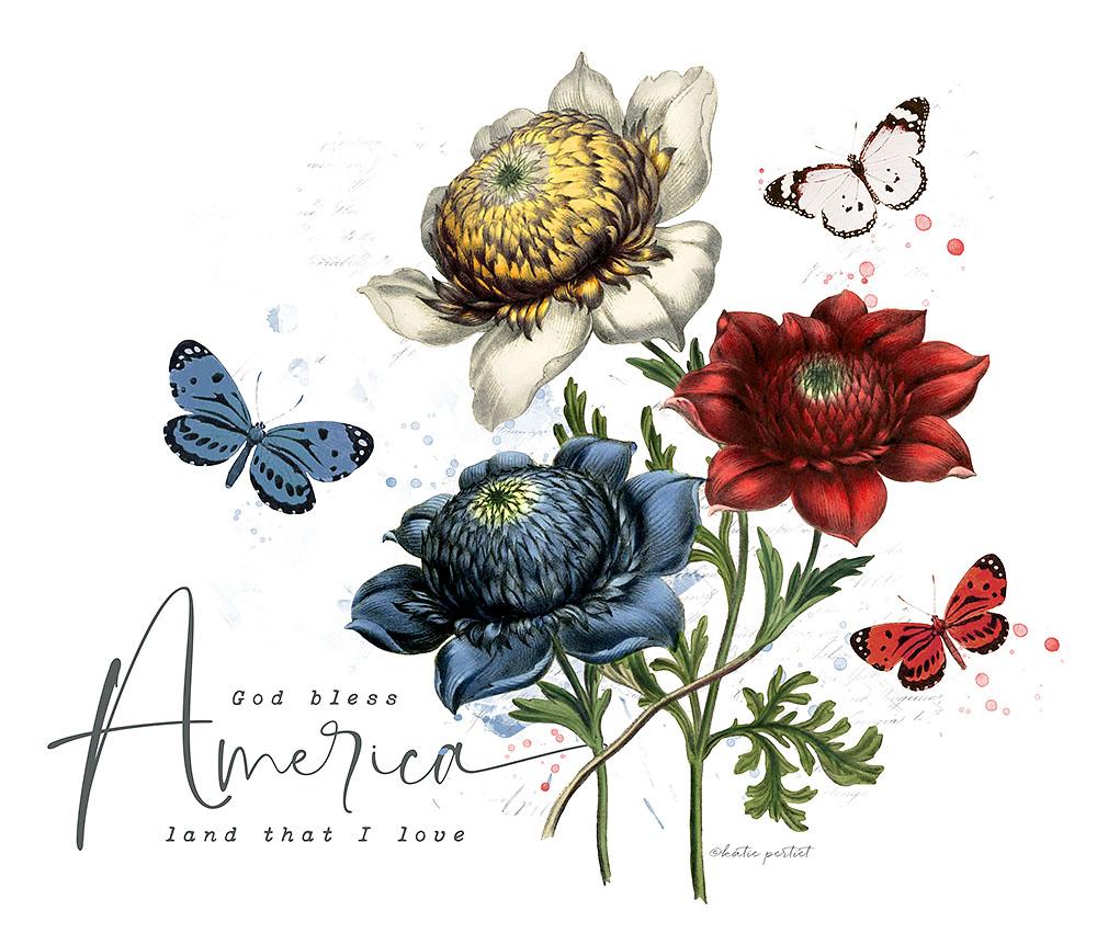 Katie Pertiet americana botanicals