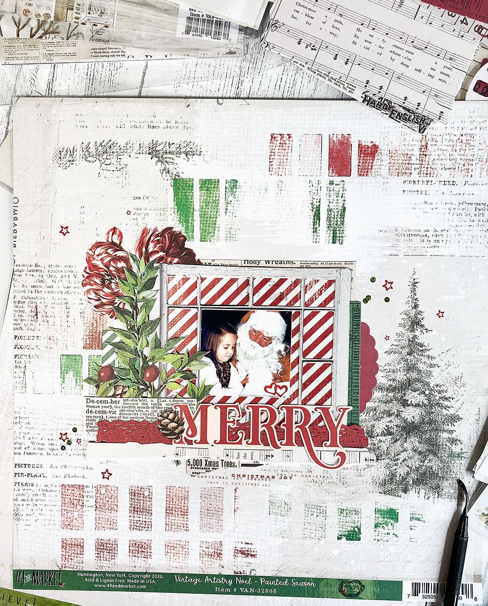 Katie Pertiet Vintage Artistry Noel