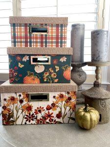 Katie Pertiet Fall Garden Boxes