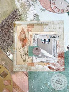 Katie Pertiet Vintage Artistry Shore