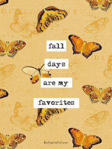 Katie Pertiet Butterfly pattern card