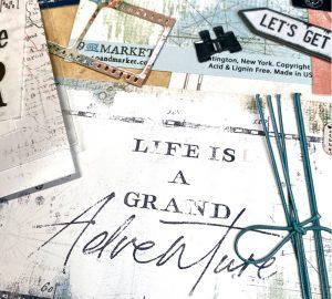 Katie Pertiet Designs Scrapbook Paper