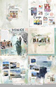Katie Pertiet Designs Vintage Artistry