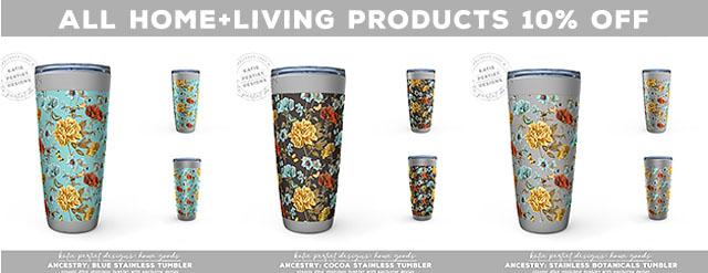 Katie Pertiet Designs Home Goods