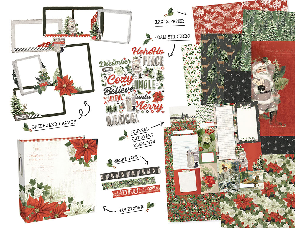 Katie Pertiet Designs Papercrafting Products